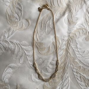 Kate Spade NWOT Scallop Necklace